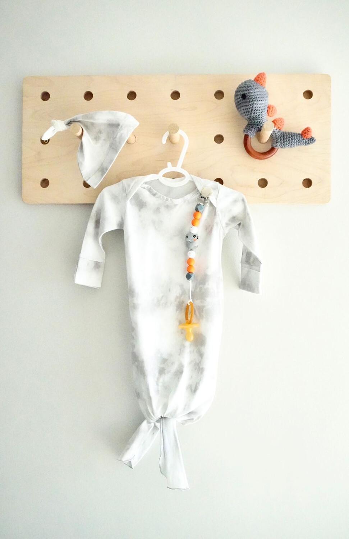 Coco Knot grow newborn set