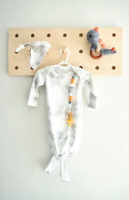 Coco Knot grow newborn set