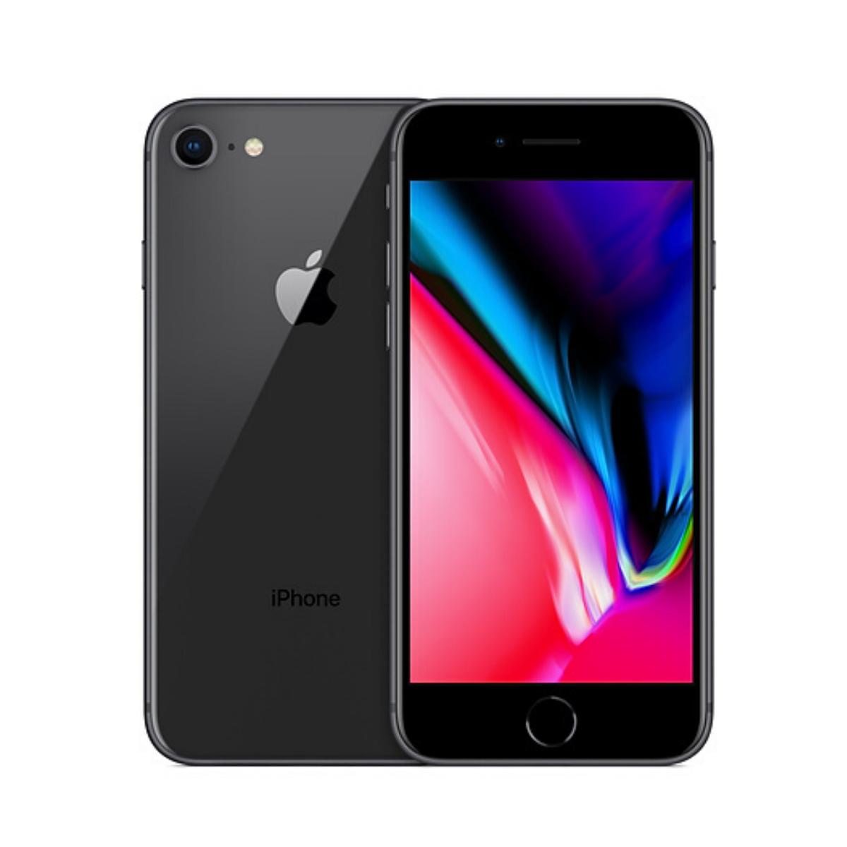 Sim Free iPhone 8 64GB Unlocked Mobile Phone - Space Grey
