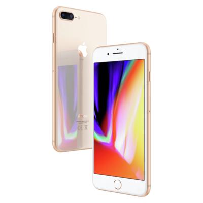 Sim Free Apple iPhone 8 Plus 64GB Unlocked Mobile Phone - Gold