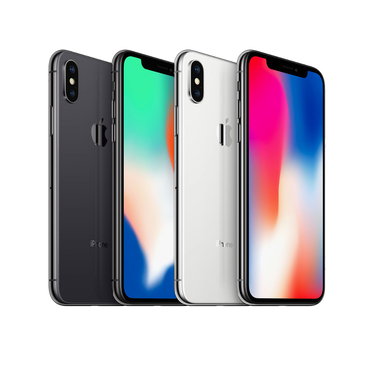 Sim Free Apple iPhone X 256GB Unlocked Mobile Phone