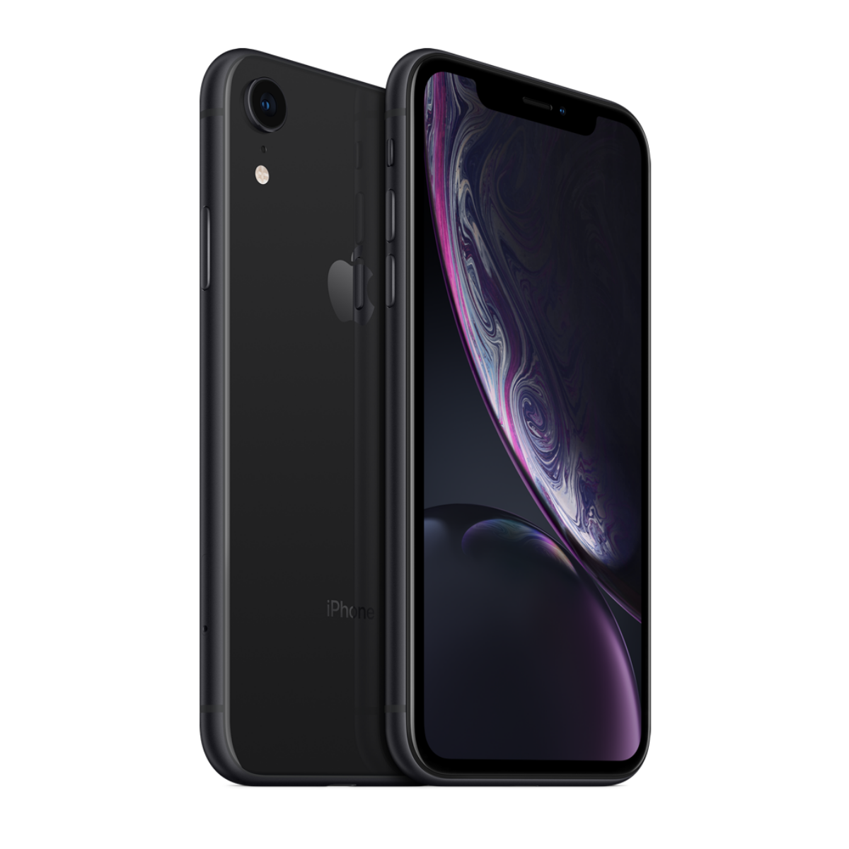 Sim Free Apple iPhone XR 64GB Unlocked Mobile Phone - Black