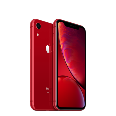 Sim Free Apple iPhone XR 64GB Unlocked Mobile Phone - Product Red