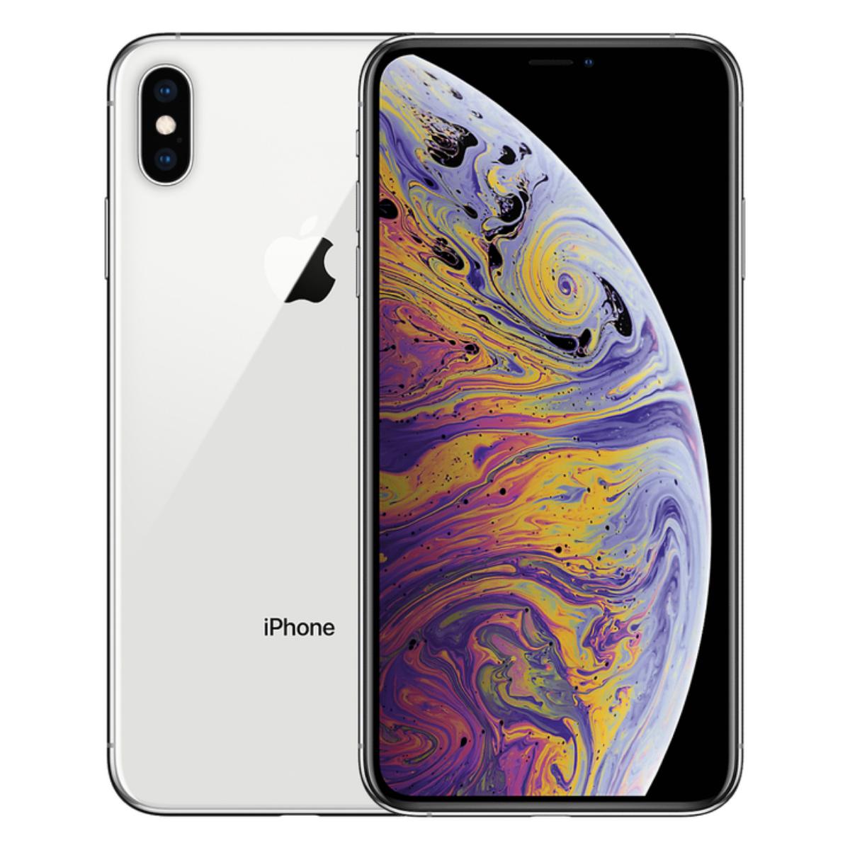 Sim Free iPhone Xs 64GB Unlocked Mobile Phone - Silver