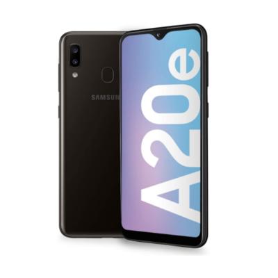 Sim Free Samsung Galaxy A20E 32GB Unlocked Mobile Phone - Black