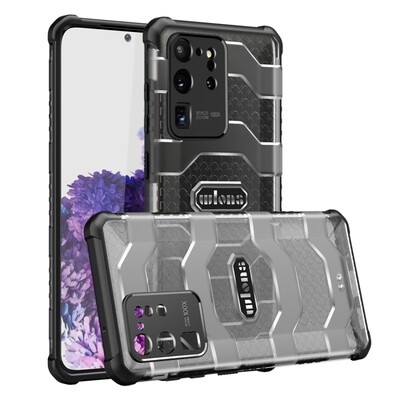 For Samsung Galaxy S20/S20 Plus Note20/Note20 FE Ultra Explorer Series PC+TPU Protective Case