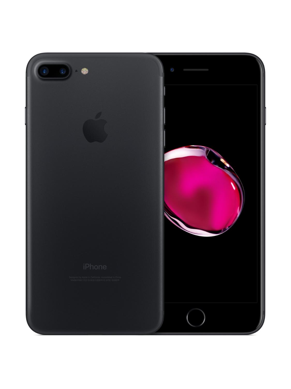 Sim Free Apple iPhone 7 Plus 128GB Unlocked Mobile Phone - Black