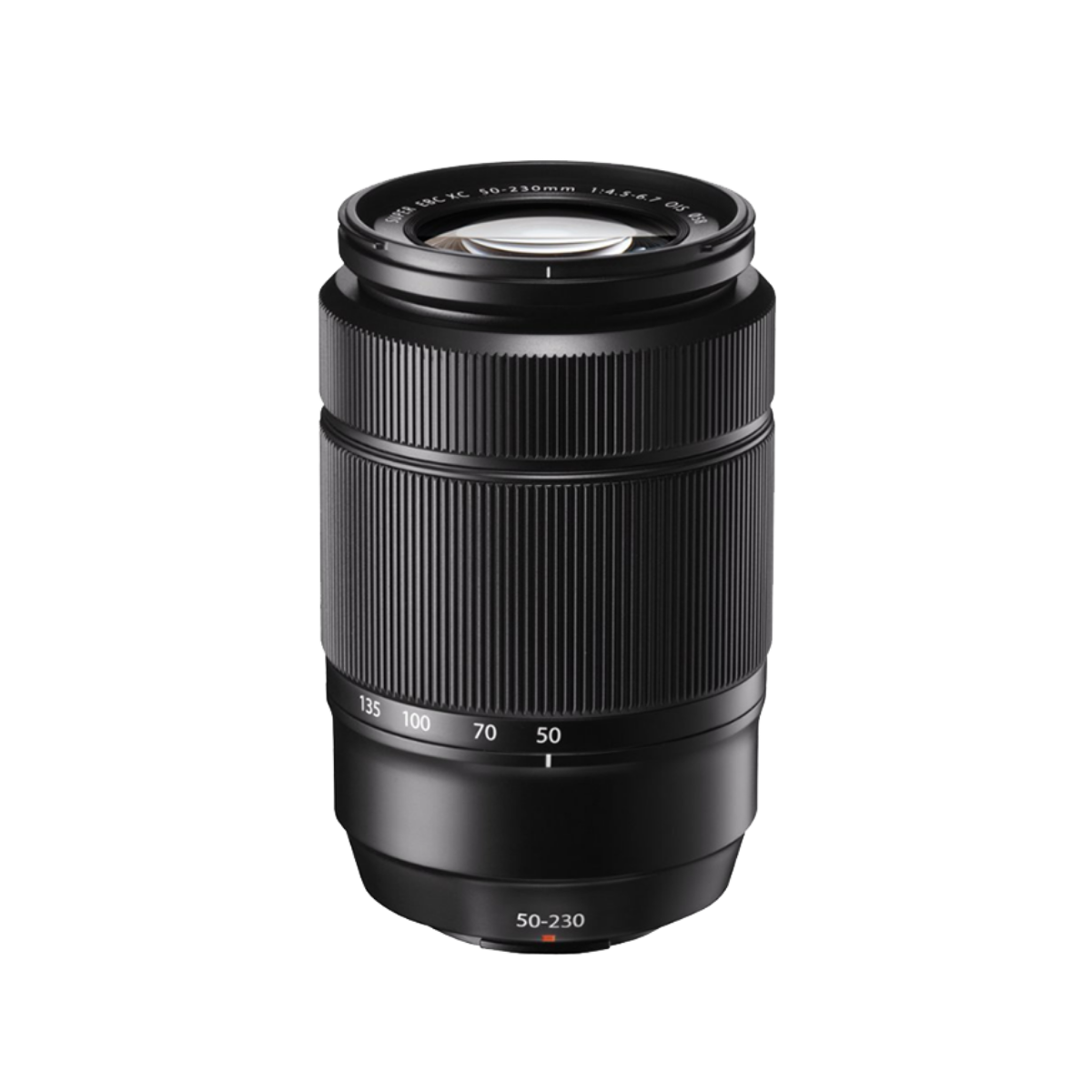 Fujifilm FUJINON XC 50-230mm F4.5-6.7 OIS II Lens Black