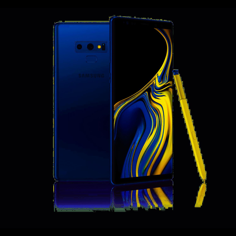 Sim Free Samsung Galaxy Note 9 SM-N960F, 512GB Single Sim Unlocked Mobile Phone