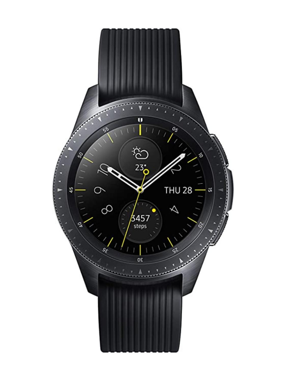 Samsung Galaxy Watch 42mm Smart Watch SM-R810 - Midnight Black