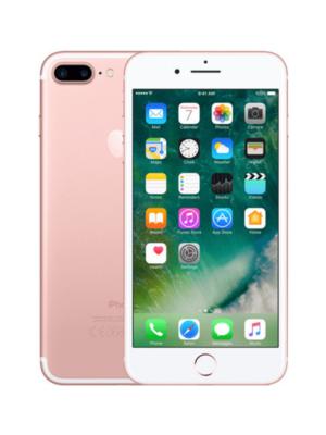 Sim Free Apple iPhone 7 Plus 128GB Unlocked Mobile Phone - Rose Gold