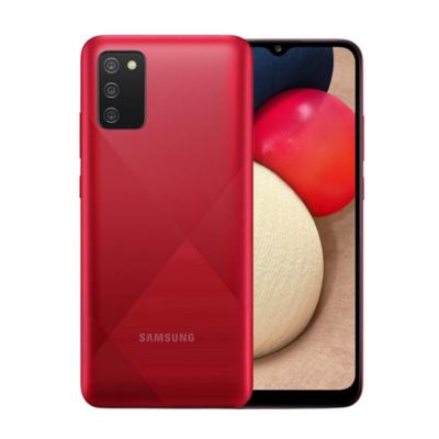 Sim Free Samsung Galaxy A02s 32GB Mobile Phone - Red