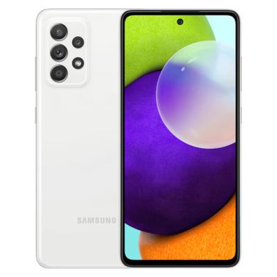 Sim Free Samsung Galaxy A52 5G 128GB Mobile Phone - White