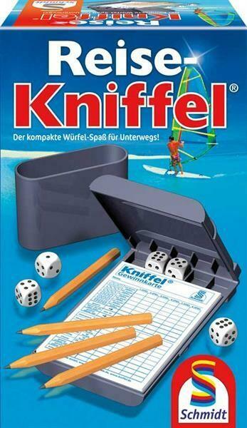 Regel kniffel Kniffel, Yahtzee