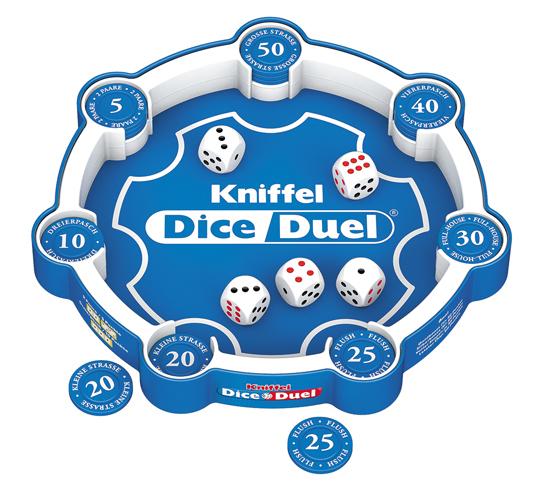Online kniffel The Kiffle