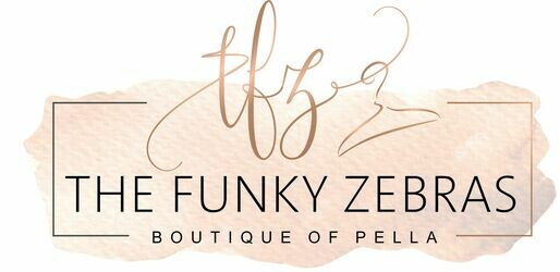 The Funky Zebras Pella
