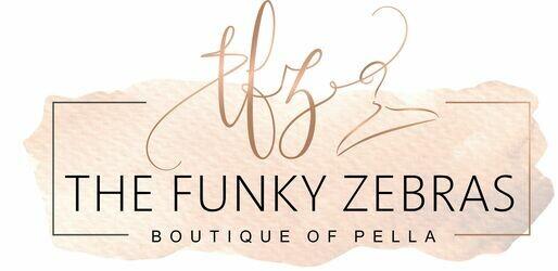 The Funky Zebras Pella