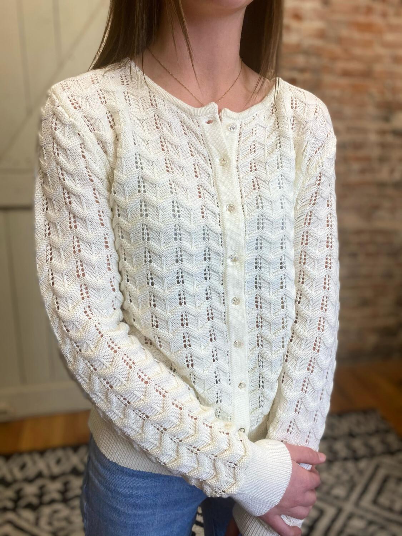 Sweet Spring Sweater