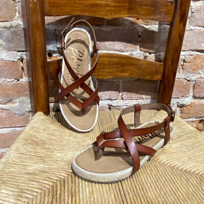 Granola Rope Sandal (Scotch)
