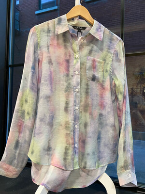 Watercolor Wish Top