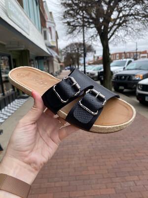 Gennah Sandals
