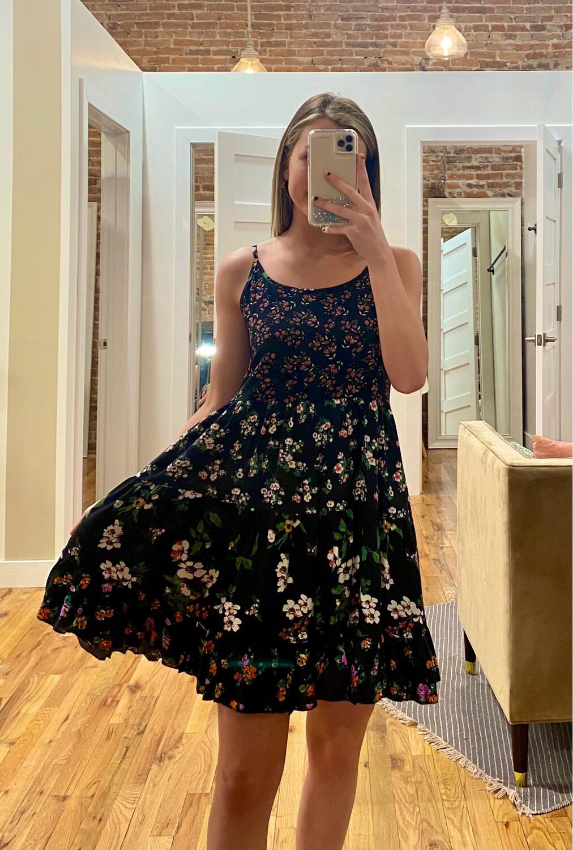 Magnolia Tiered Dress
