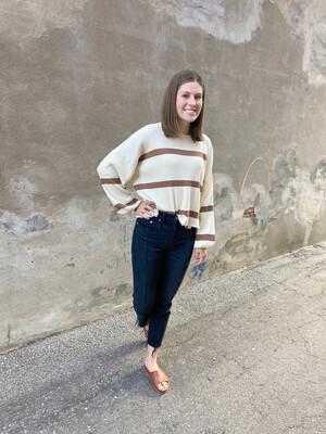 Sweet Stripe Sweater
