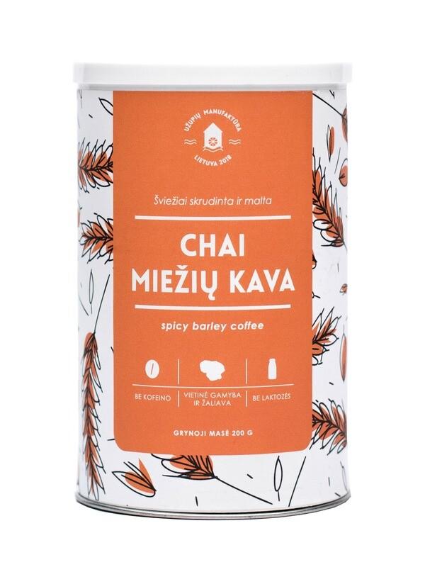 Chai miežių kava