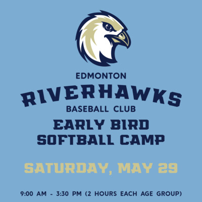 Early Bird Softball Camp Registration