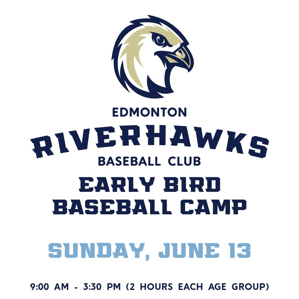 Early Bird Baseball Camp Registration