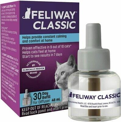 Feliway Classic Diffuser Refill