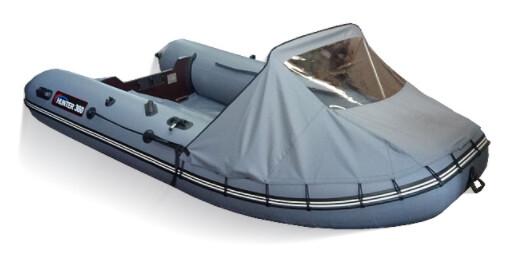 Носовой тент для лодку Хантер 360