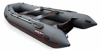 Лодка Хантер 390 А ВЫСТАВОЧНЫЙ ОБРАЗЕЦ!!! СКИДКА!!!