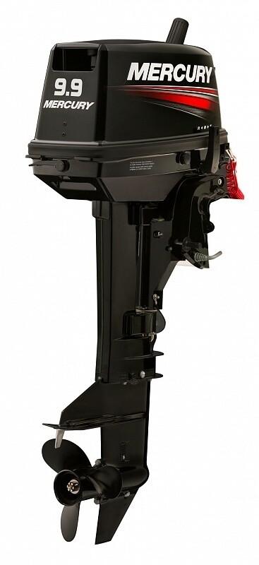 Лодочный мотор Mercury ME 9.9 MH 169CC