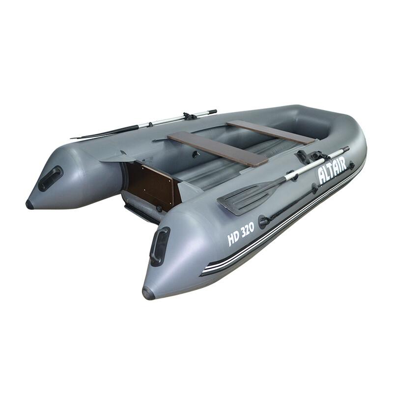 Лодка Альтаир HD 320 НДНД серый
