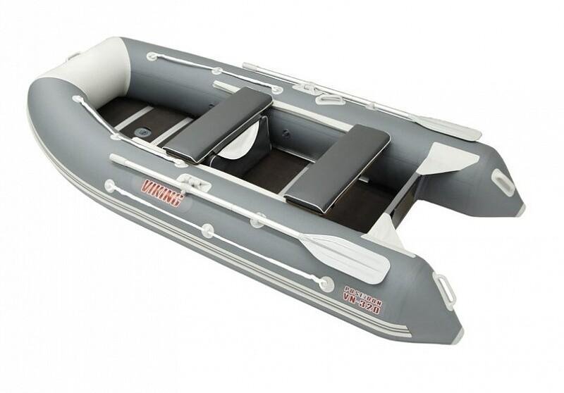 Лодка Посейдон Викинг 360 H