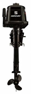Лодочный мотор Mercury ME 5 M