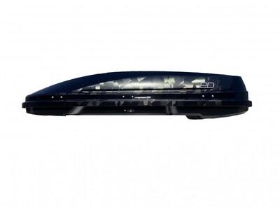 Автобокс Евродеталь Магнум 390 черный камуфляж