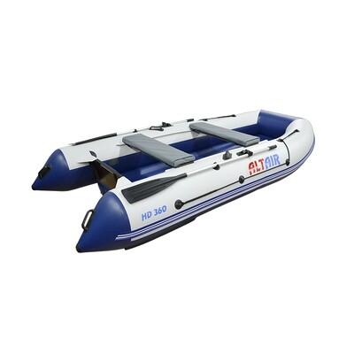 Лодка Альтаир HD 360 НДНД синий