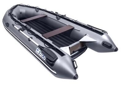 Лодка Апачи 3700 НДНД графит