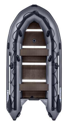 Лодка Апачи 3300 СК графит