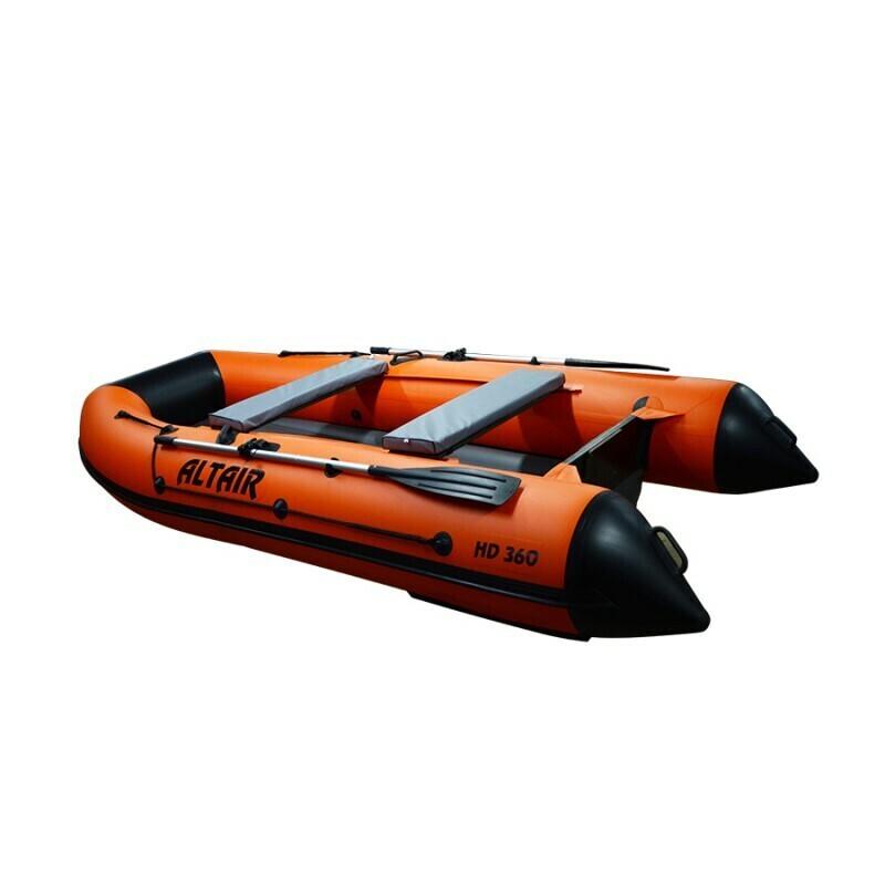 Лодка Альтаир HD 360 НДНД оранж.