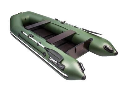Лодка АКВА 3200 Слань-книжка