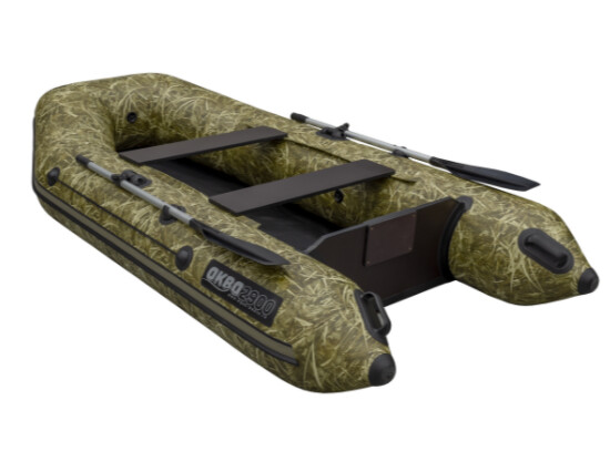 Лодка АКВА 2900 камыш