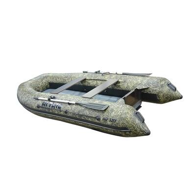 Лодка Альтаир HD 320 НДНД Mirage (камуфляж)