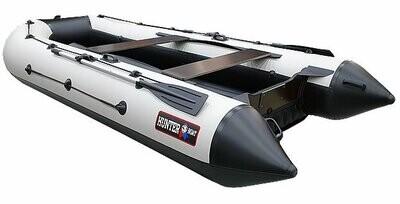 Лодка Хантер 385 А Лайт