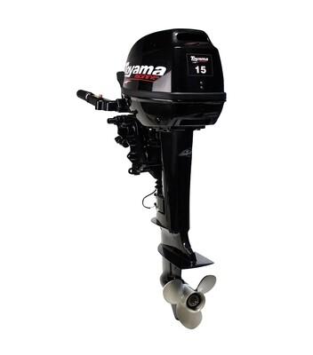 Лодочный мотор TOYAMA T 15 BMS
