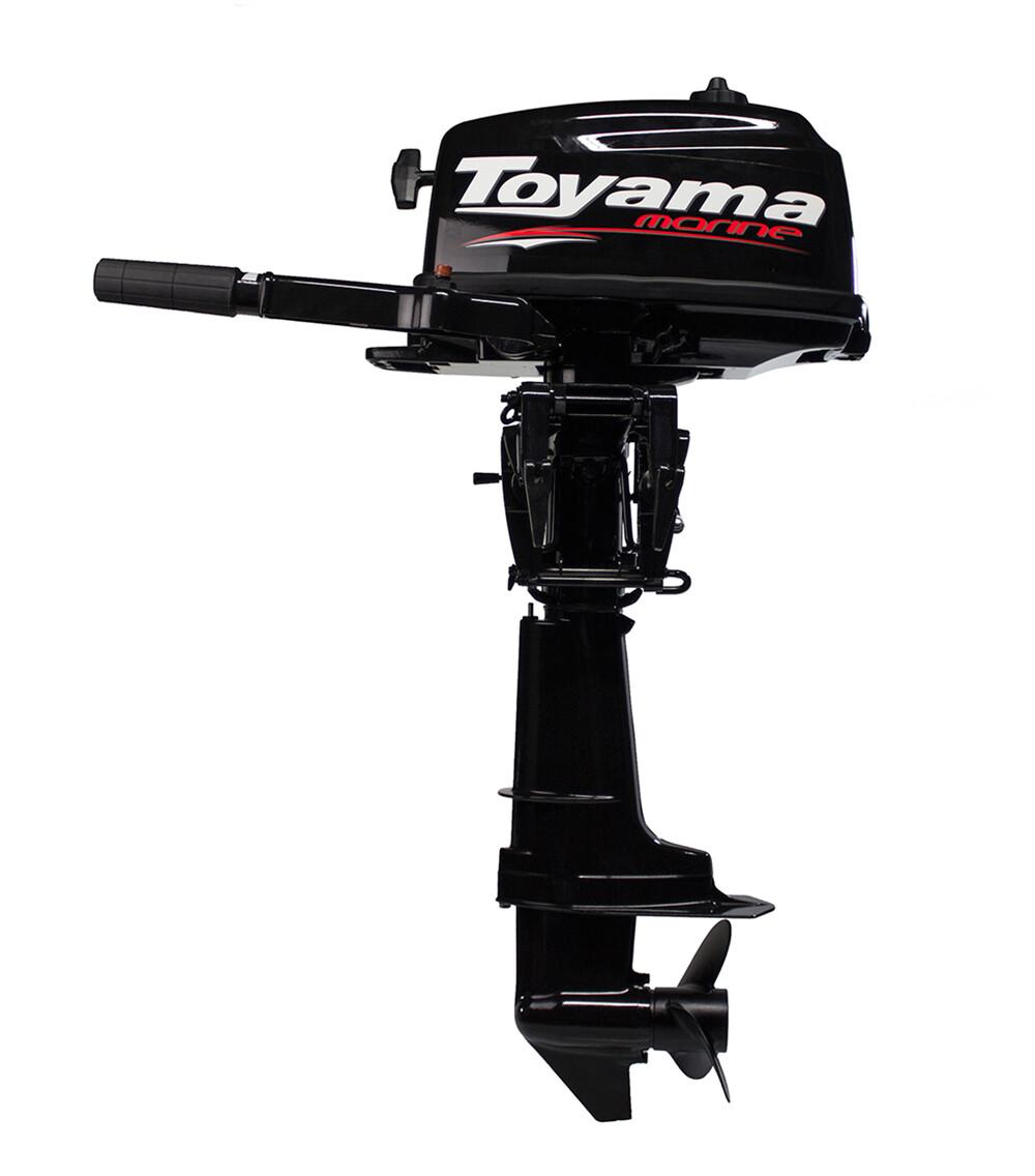 Лодочный мотор TOYAMA T 5,8 BMS