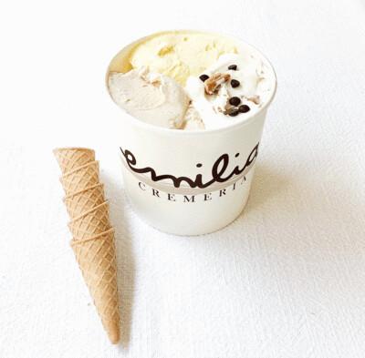 Barattolo înghețată (max. 5arome) 470gr