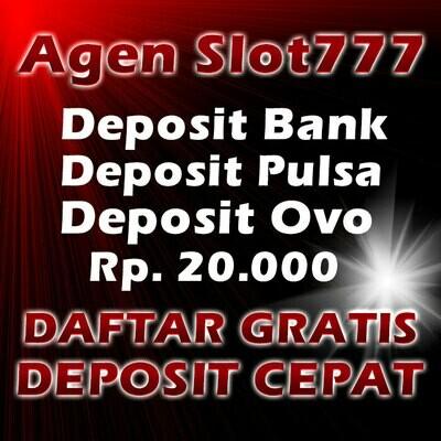 Slot77 Agen Bandar Slot777